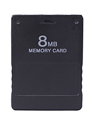 8MB Memory Card for PS2