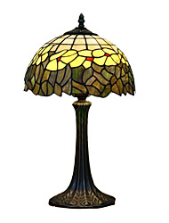 Tiffany-style Floral Bronze Finish Table Lamp(0923-TF6)