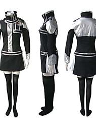 traje de cosplay inspirado por D.Gray-man Lenalee Lee
