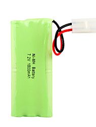 NI-MH 7.2V 1800mAh Rechargeable Battery(HB027)