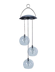 Solar Power Windbell LED Light (1049-CIS-42070)