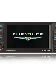 6.5 Inch Car DVD Player For Chrysler/Jeep/Dodge with TV GPS Bluetooth