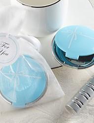 "«Quelque chose de bleu"" compact miroir (jeu de 10)"