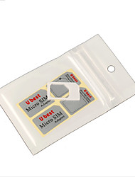 Micro Sim Card to Standard Sim Card Adapter (White)