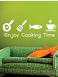Cook Decorative Wall Sticker(0565-1105060)
