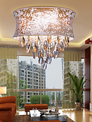 MAISHANG® Fabric and crystal living Room Contemporary Celling Light