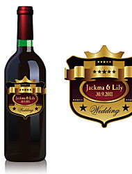 Personalized Bottle Labels - Victory (pack of 30)