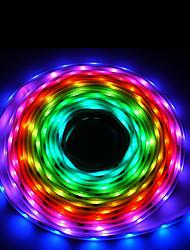 luz da corda conduzida com controle remoto e fonte de alimentação