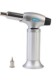 hierro de gas automático de soldadura (la plata)