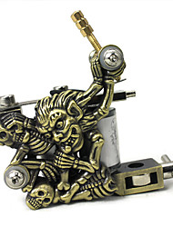 Hand-assembled Zinc Alloy Tattoo Machines for Lining and Shading