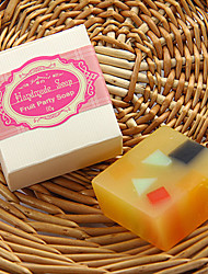 Fruit Party Soap Wedding Favor (Set of 4)