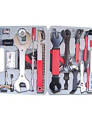 bicicleta utilitário conjunto de ferramentas de reparo (20 peças, a função mais completa)