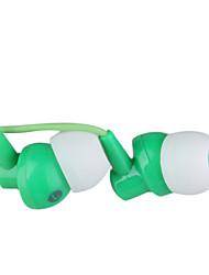 Estéreo de 3,5 mm K10 in-ear headphone