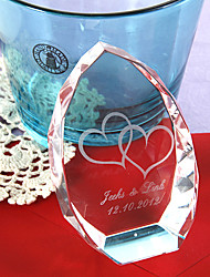 Gifts Bridesmaid Gift Personalized Elegant Crystal Table Display Keepsake