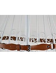TS Braided Skinny Belt