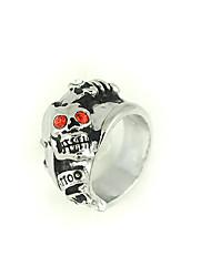 Mysterious Skull Ring