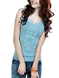 shirt en coton de couleurs plus belles