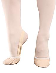 reais de couro sapatos de dança de salão superior eurythmics sapatos para mulheres / homens mais cores