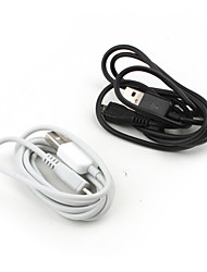 alta qualidade cabo de dados USB para Samsung Galaxy S4 / s3 / s2 e htc / nokia / sony / lg