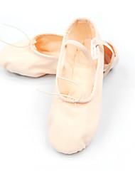 кирзы танцевальная обувь сплит-единственной балет тапочки для детей