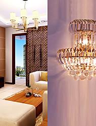 Lámpara de pared de Cristal con 1 Bombilla - WOONSOCKET