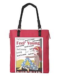 ts sentir compradores jovens sacola (mais cores) (33cm * 38cm 10cm *)