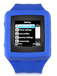 MQ666A - 1.54 Inch Watch Cellphone (FM Bluetooth MP3 / MP4)