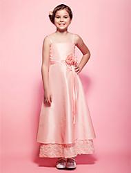 LOURDES - Vestido de Daminhas Criança em Tafetá