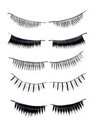 Fashion Lashes - 50 Pairs False Eyelash Mixes Style