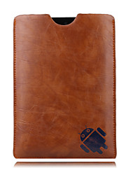 Protective Imitation Leather Case for 7 inch Table PC (Brown)