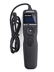 Hongdak Remote Shutter Release Cord for Nikon MC-30 (Black)