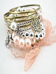 Legering Dames Armbanden