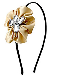 flor com sotaque jóia headband