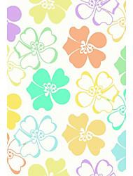 acryliques tapis tuftés avec motif floral 4 '* 6'