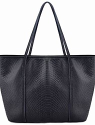 Leather Tote/Shoulder Bag (More Colors)