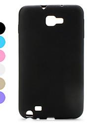 de protection TPU étui rigide pour samsung i9220 et N7000 (couleurs assorties)