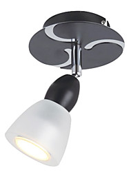 Stylish Semi Flush Mount with 1 Light