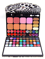 New 72 Colors Makeup Palette Version