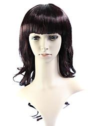Capless Long 100% Heat Friendly Fiber Curly Hair Wig