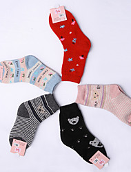 Multi-color Basic Socks