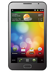 Titan 2 - 3G Android 2.3 Smartphone with 5.0 Inch Capacitive Touchscreen (Dual SIM, GPS, WiFi)