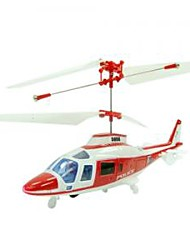 3CH Helicopter with Lighting Remote Control (RC) Helicopters Indoor Toy (YX02675R)