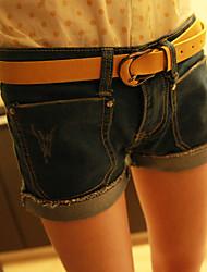 большой карман волна края Жан коротких штанишках