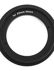 Bague adaptatrice 55mm pour Nikon AF montage par intérim