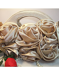 Rose Design Evening Bag