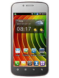 Mango 2 - 3G Android 2.3 Smartphone with 4.0 Inch Capacitive Touchscreen (Dual SIM, GPS, WiFi)