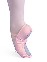 Zapatos de baile (Negro/Rosado/Blanco/Rojo) - Ballet Tacón plano