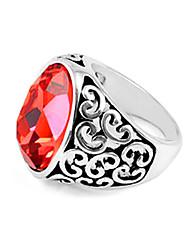 anneau lureme®crystal avec schéma de verrouillage