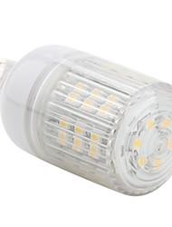 3W G9 Bombillas LED de Mazorca T 48 SMD 3528 150 lm Blanco Cálido AC 100-240 V