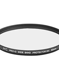 véritable JYC super mince haute performance à large bande filtre protecteur 62m